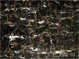 Marble PVC Decorative Foil/Film DJ01-03 pictures & photos