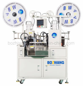 Automatic Ribbon Cable Terminal Crimping Machine pictures & photos