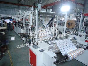 3 Side Seal Bag Machine pictures & photos