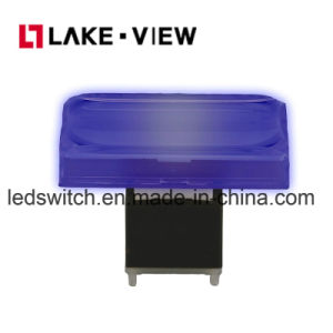 Illuminated Pushbutton Switch Used for Audio Video Telecommunications Equipment pictures & photos