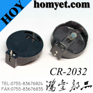 Round Cell Holder Round Circular Battery Connector pictures & photos