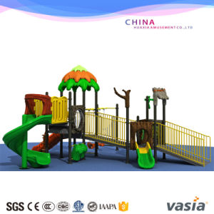 Disiable Play Equipment Slide Playground Vs2-15069b pictures & photos