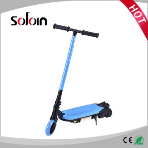 Cheap Kids Foldable 80W 12V Mobility Electric Scooter (SZE80S-1) pictures & photos