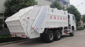 Sinotruk HOWO Exporting Compactor Garbage Truck pictures & photos