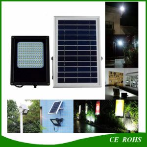 15W 120 LED 1000 Lumens Solar Garden Light Pure Light Control Solar Floodlight for Indoor Outdoor pictures & photos