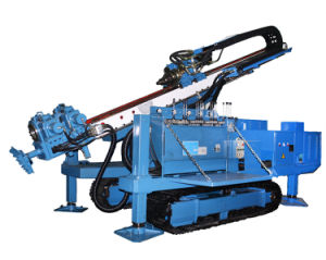Air Anchor Drilling Rig Full Hydraulic Water Drilling Machine for Soil Sand Stratums pictures & photos