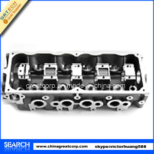 B315-10-100g High Performance Cylinder Head for KIA Pride pictures & photos