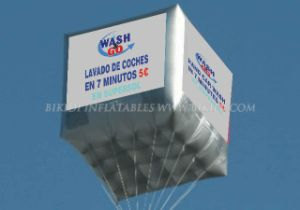 Advertising Inflatable Helium Balloon, Cube Balloon (K7021) pictures & photos