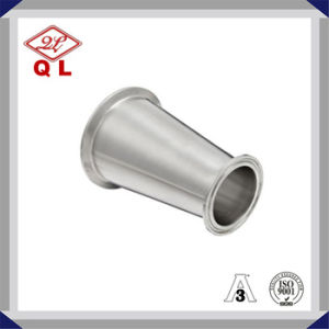 Sanitary Stainless Steel Clamped Concentric Reducer pictures & photos