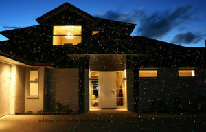 X-Laser China Supplier Wholesale Amazon Holiday Lighting Garden Outdoor Courtyard Lawn Laser Christmas Lights pictures & photos