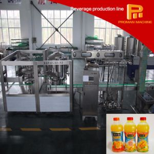 5000bph Hot Sale Low Price Bottle Juice Filling Machine pictures & photos