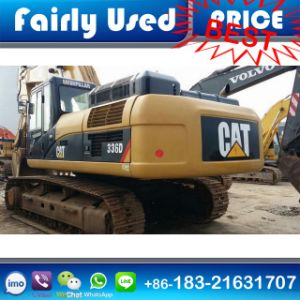 Used Cat 336D Excavator of Cat Excavator 336D for Sale