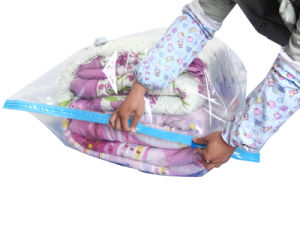 Jumbo Space Bag 130*100cm for Beddings Storage (NBSC-NVB130) pictures & photos
