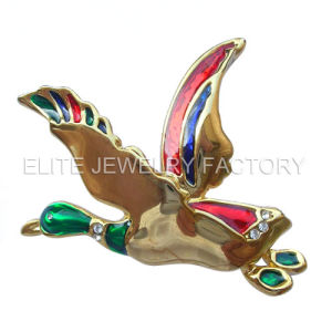 Fashion Jewelry-Bird Brooch (B237)