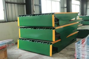 Manual Warehouse Material Handling Loading Dock Ramp pictures & photos