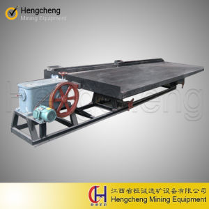 High Efficiency 6s Series Shaking Table with Long Life for Gold Ore