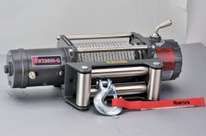 Runva-Ewx9500-Q 12V/24V 9500lb Electric Winch