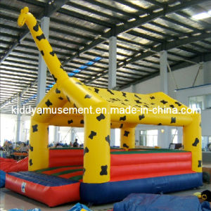 Inflatable Graffe Bouncer for Party pictures & photos