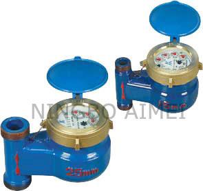 Multi Jet Rotary Vane Wheel Stand Water Meter (LXSL-15C-25C LXSL-15E-25E LXSYL-15E-25E) pictures & photos
