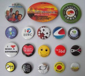 Tinplate Badge (1)