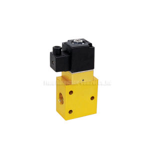2.4Mpa High Pressure Directional Control Solenoid Valve G1/4 ~G1/2