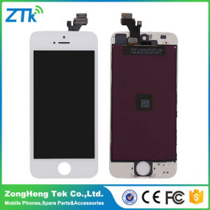Grade AAA Mobile Phone LCD Screen for iPhone 5, 5s LCD Digitizer pictures & photos