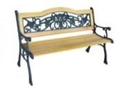 Cast Iron Bench (XG2073)