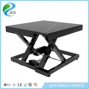 Electric Ergonomic Sit Stand Desk/ Standing Desk (JN-LD09E) pictures & photos