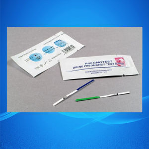 HCG Pregnancy and Ovulation Test Cassette pictures & photos