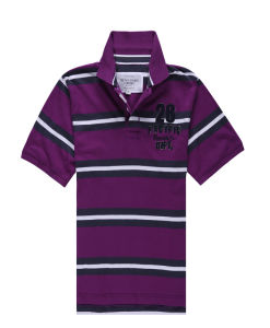 High Quality Fashion Custom New Design Polo Shirt pictures & photos