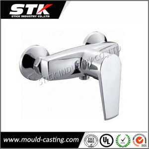 Zinc Die Casting Faucet Handle for Bathroom Washbasin (ZF1005) pictures & photos