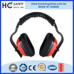 CE En352-1 Workplace Noise Cancelling Safety Earmuffs