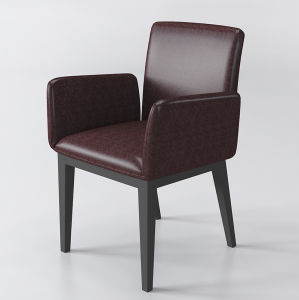 PU Leather Coffee Chair in Office pictures & photos