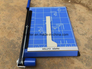 8014 A4 office desktop paper cutter pictures & photos