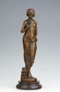 Bronze Sculpture Figure Statue (HYF-1113)