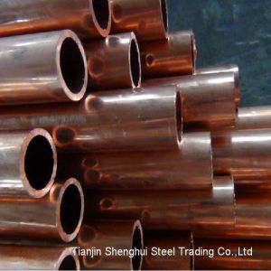 Premium Quality Straight Copper Tube (C11000) pictures & photos