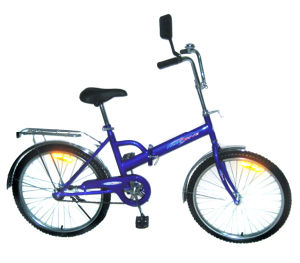 "24"" Steel Frame Folding Bike (FP24) pictures & photos"