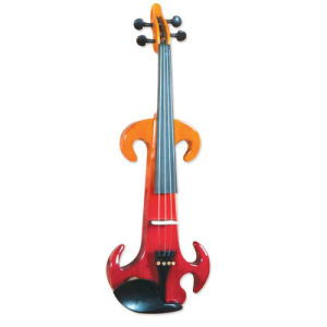 Electric Violin With Earphone/ Musical Instrument (VLE-102) pictures & photos