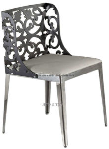 Chair Aluminium /Aluminium Modern Chair /Ya27