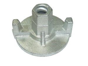 Formwork Accessroy Galvanized Casting Iron Tie Rod Wing Nut