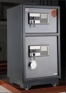 Burglary Safe with Electronic Lock pictures & photos