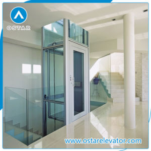 3 Persons Loading Villa Passenger Elevator, Home Lift for Wheelchair pictures & photos