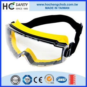 New En166 Standard of Safety Goggles Eyewear