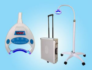 Ce Approved Tooth Whitening LED Lamps Portable Teeth Bleaching Light pictures & photos