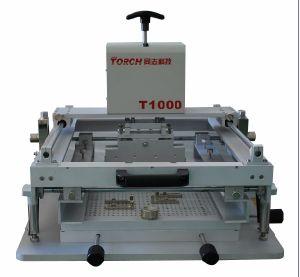 Manual Screen Printer T1000,Stencil Printer (T1000) pictures & photos