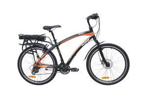 26 Inch Li-ion Power Mountain Electric Bicycle