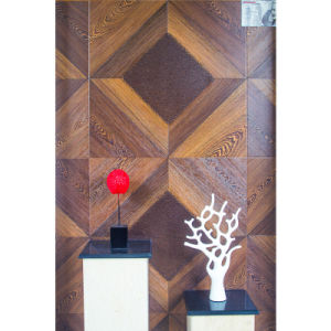 Parquet Style Laminate Flooring pictures & photos