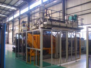 Blow Molding Machine (STBMA120L)