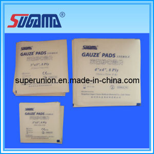 High Quality Absorbable Gauze Sponge Manufacturer pictures & photos