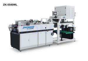 Zk-5540wl Carton Packaging Machinery (CE) pictures & photos